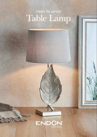 Endon table lamps